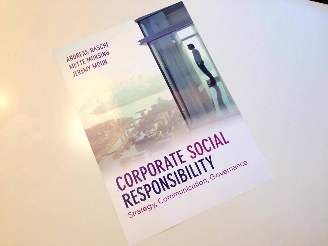 CSR is Dead. Long Live CSR