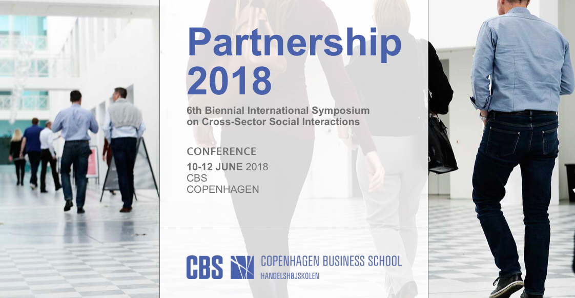 CBS Hosts 6th Biennial International Symposium on Cross-Sector Social Interactions in June 2018